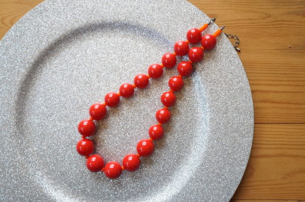 kaorissima シンプルな情熱のネックレス