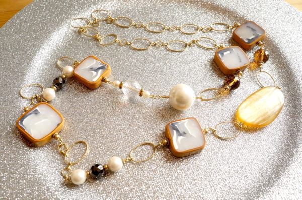 kaorissima 石とゴールド