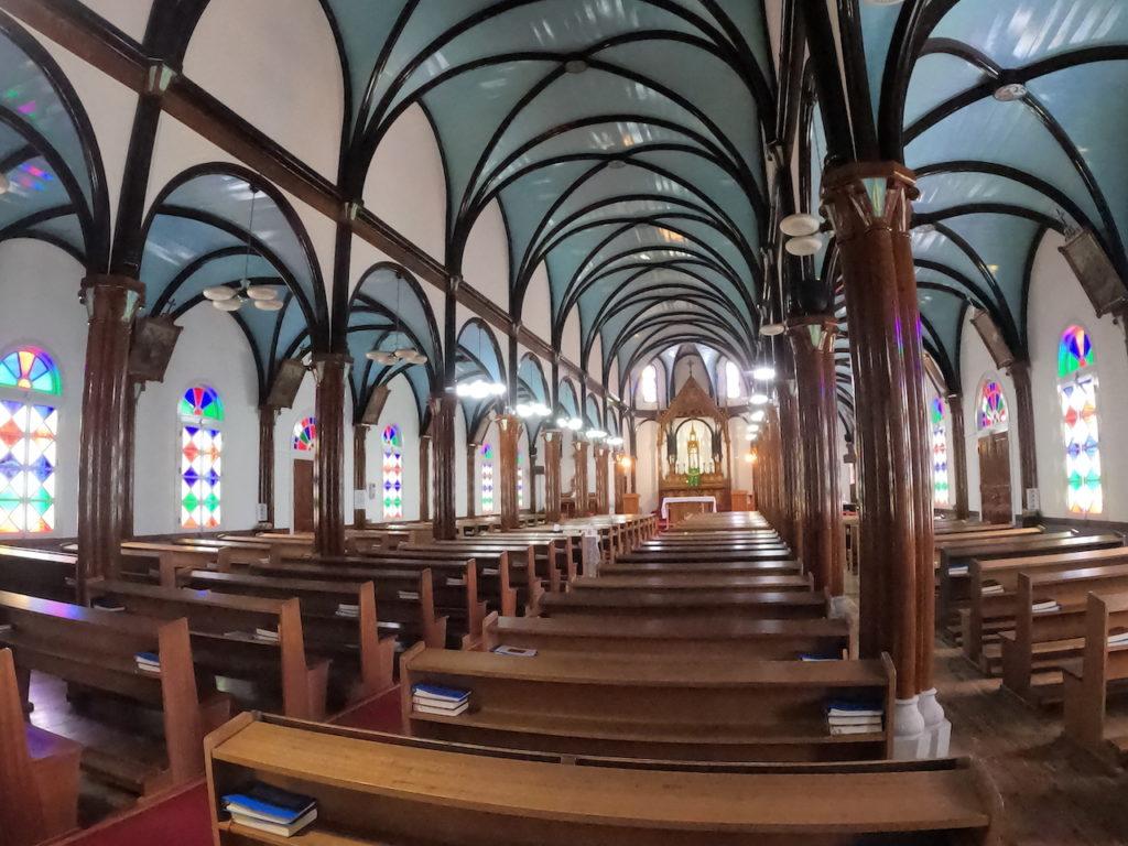 長崎Revisited:外海の教会とかくれキリシタン
