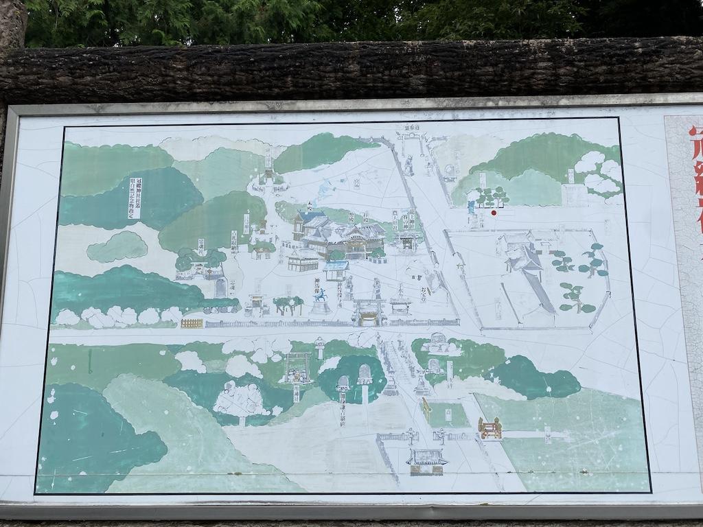 香川、謎の体験。ただならぬ神社